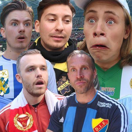 Allsvenska parodier som får dig att skratta högt