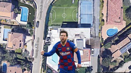 Här bor världens största fotbollsspelare – Messi, Ronaldo m.fl.