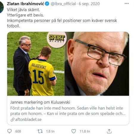 Janne Andersson visar varför han är vår största förbundskapten någonsin